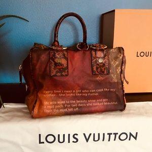Louis Vuitton Richard Prince Purse